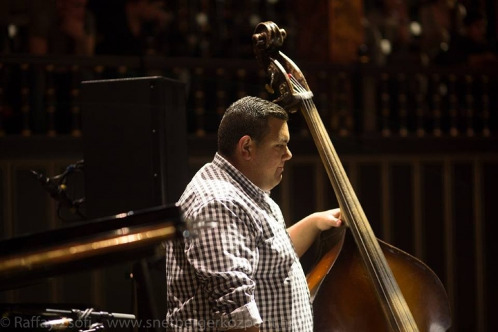 Hangpróba a koncert előtt, Zeneakadémia