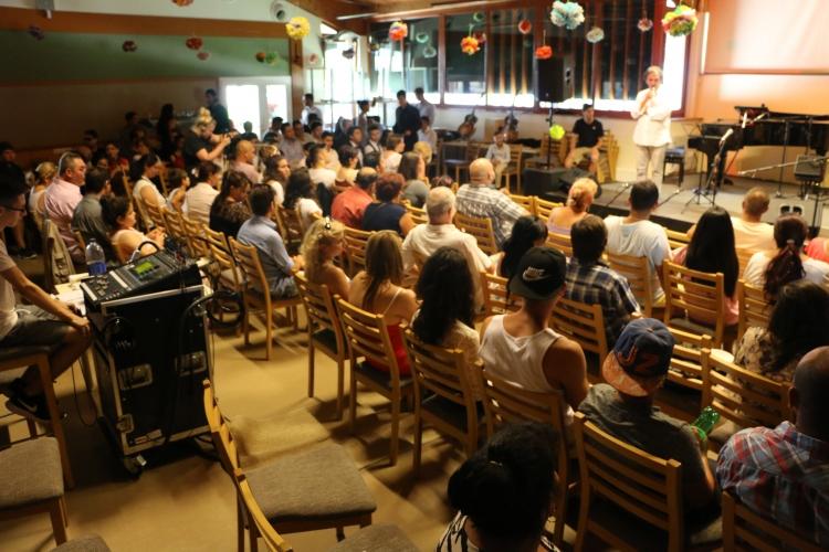 7. évfolyam - nyári kurzus zárása, Felsőörs
