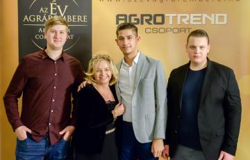 Február 2-án Az Év Agrárszakembere Díjátadón szerepeltek diákjaink Egerben. Köszönjük a lehetőséget!
