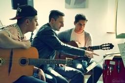 Band lesson with Fabian Leu