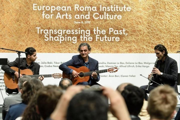 Európai Roma Művészeti és Kulturális Intézet nyílt Berlinben
