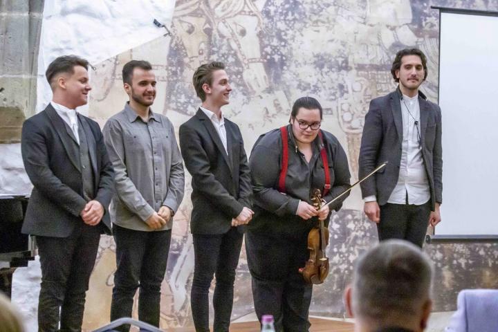CSR együttműködés az Erste Bankkal - Diósgyőr