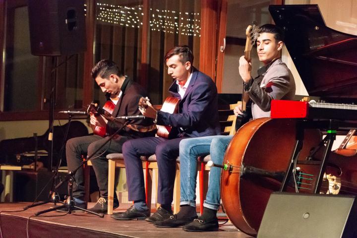 A Snétberger Központ diákjainak év végi koncertjei