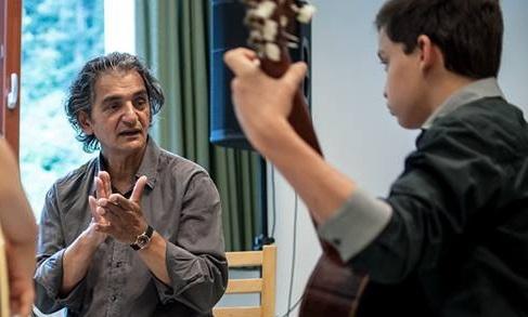 Snétberger tanítványok - A zene felemel!