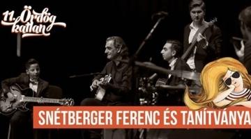 Snétberger Ferenc és tanítványai az Ördögkatlan Fesztiválon
