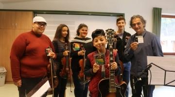 Thomastik-Infeld támogatta diákjaink tanulmányait