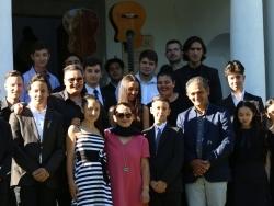 Új diákokat keres  a Snétberger Program