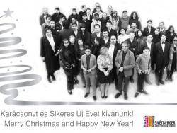 Kellemes Ünnepeket kívánunk! - Christmas and New Years Eve Greetings