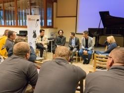 Az Erste Bank Social Banking programja a Központban